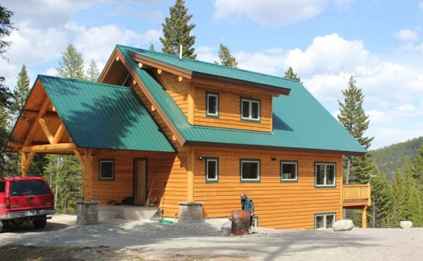 Pricing : Montana Log Homes